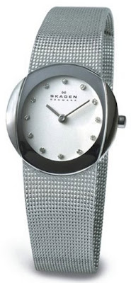 Skagen ladies bracelet watch