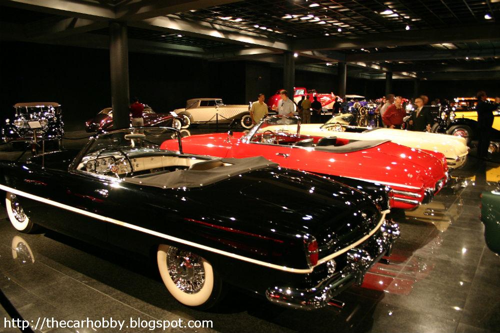 Blackhawk Car Museum >> Blackhawk Automotive Museum | The Car Hobby