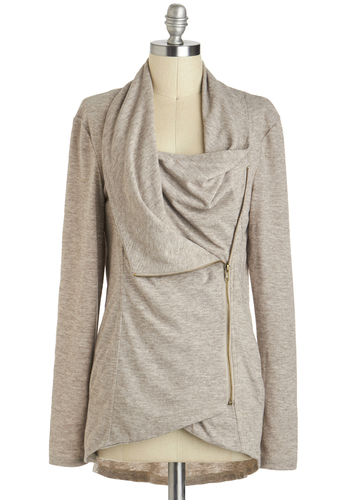 Beautiful Beige Cardigan