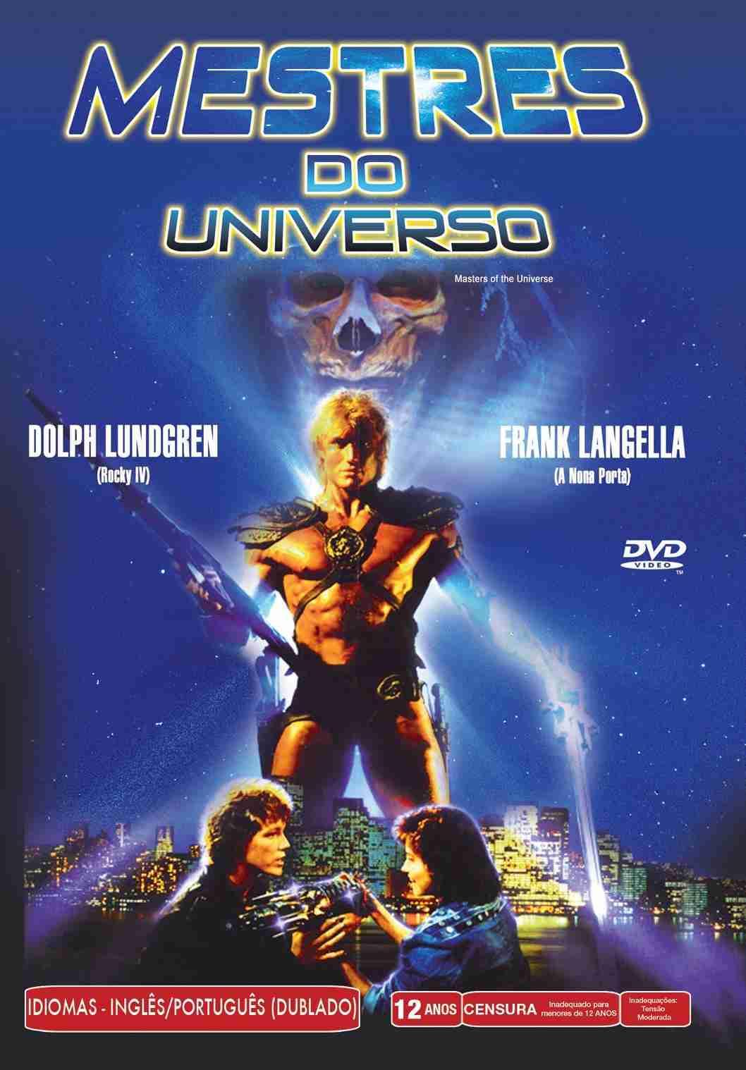 Mestres do Universo – Dublado (1987)
