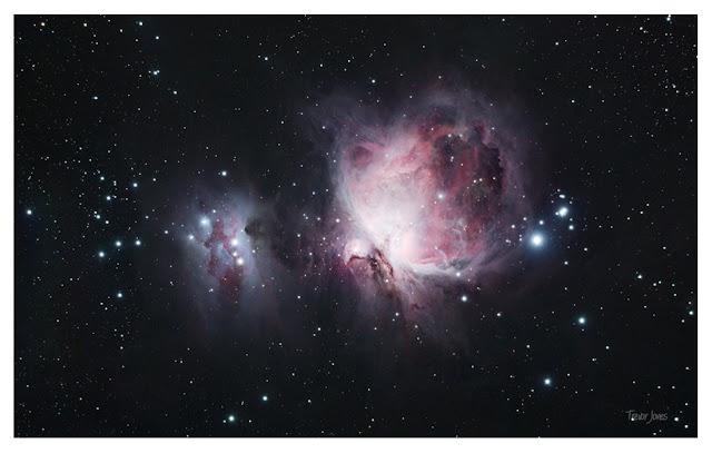 M42, NGC 1973, NGC 1975, NGC 1977