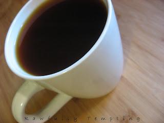 lemon, molasses, cayenne morning tonic