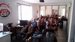 CTA Cádiz participa en la cuarta jornada del curso de formación sobre precariedad laboral impartido