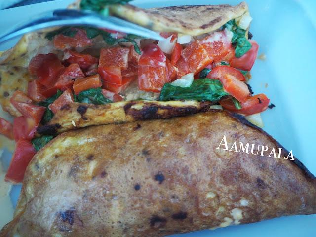 kayla itsines, guide, help, bbg, kayla, aamupala, breakfast, omeletti, omelette, food, food program, ruokaohjelma, food, ruoka, kasvis, veggie,