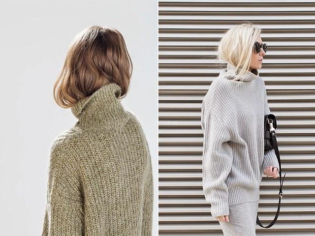 Saçı İçe Sokma Trendi 2015