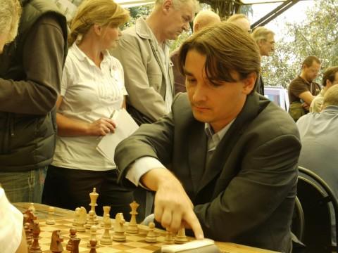 Le Russe Aleksandr Morozevitch qui fait partie du top mondial depuis plus de 20 ans