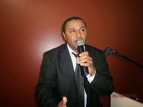 Vereador Geny Broca