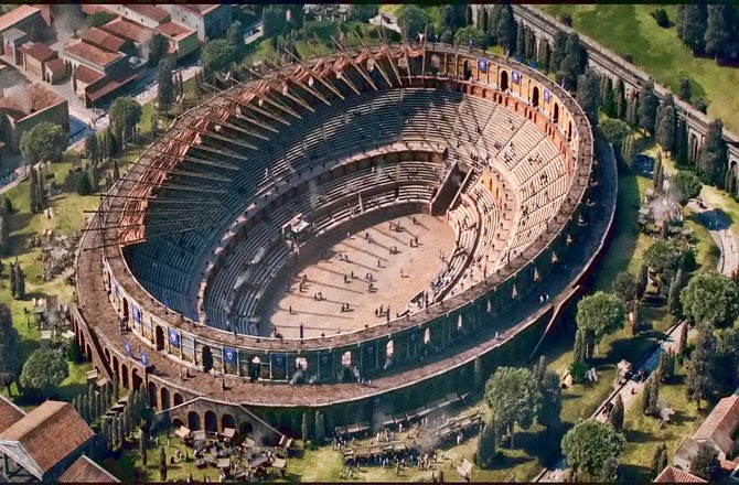 what impact did the colosseum have The colosseum is an amphitheatre in the center of the city rome, in italy it is also known as the flavian amphiteatre  interesting colosseum facts.