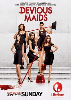 Devious Maids 2013 poster