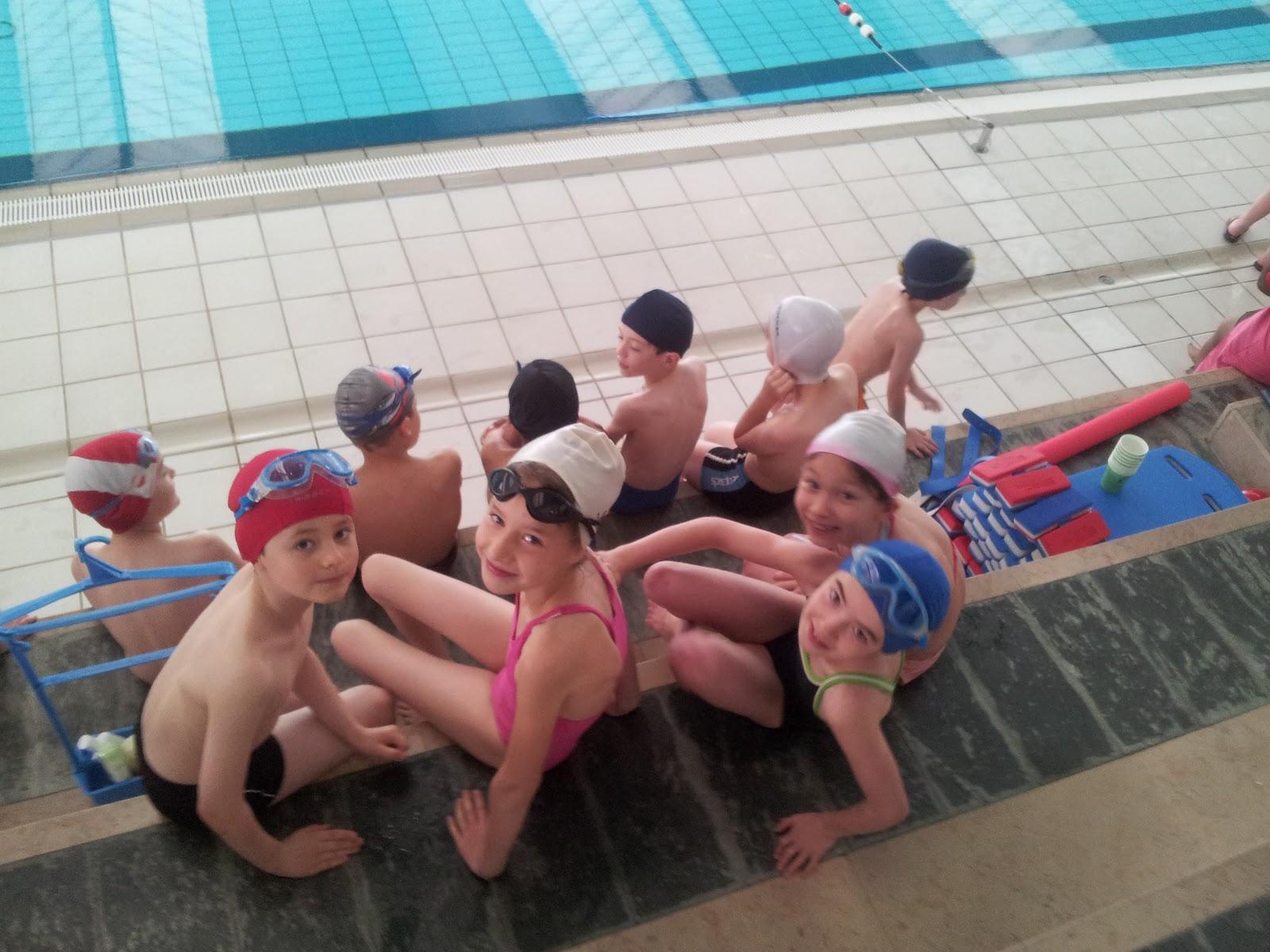 Ecole Jeanne Du Lys Nancy F Te Aquatique Des Ce2