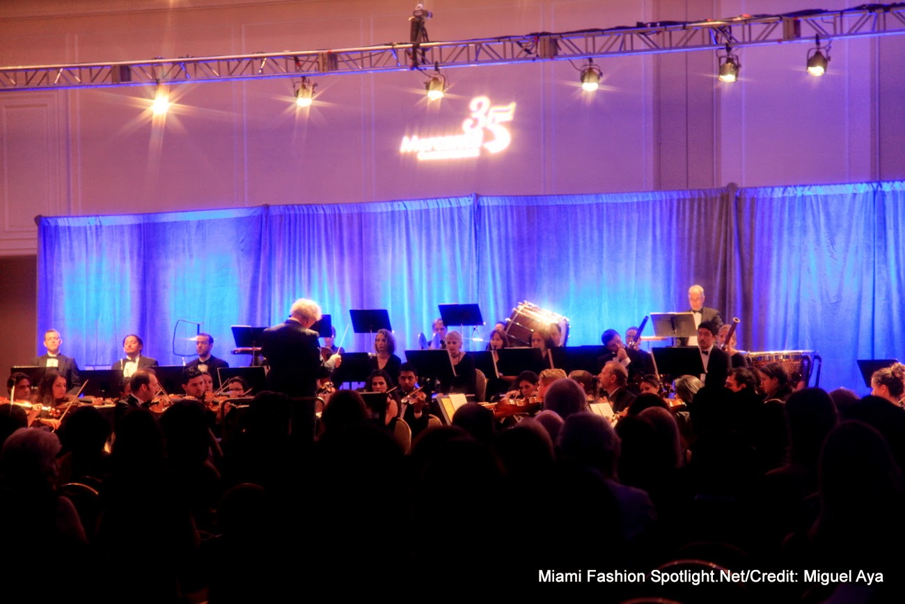 Miami Symphony Orchestra & Lola Astanova at the Trump National Doral Miami
