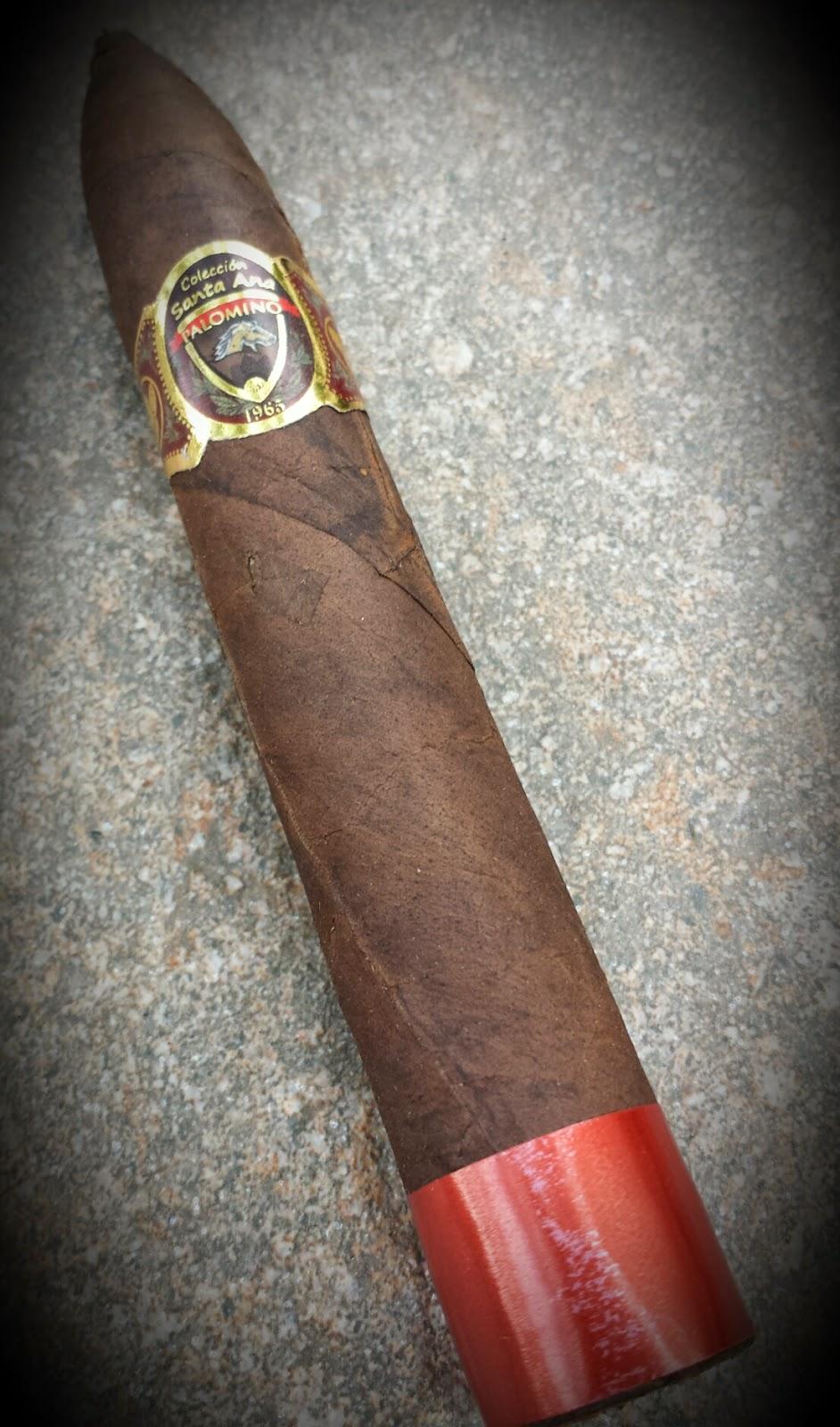 Silvio Palomino Santa Ana Torpedo Cigar