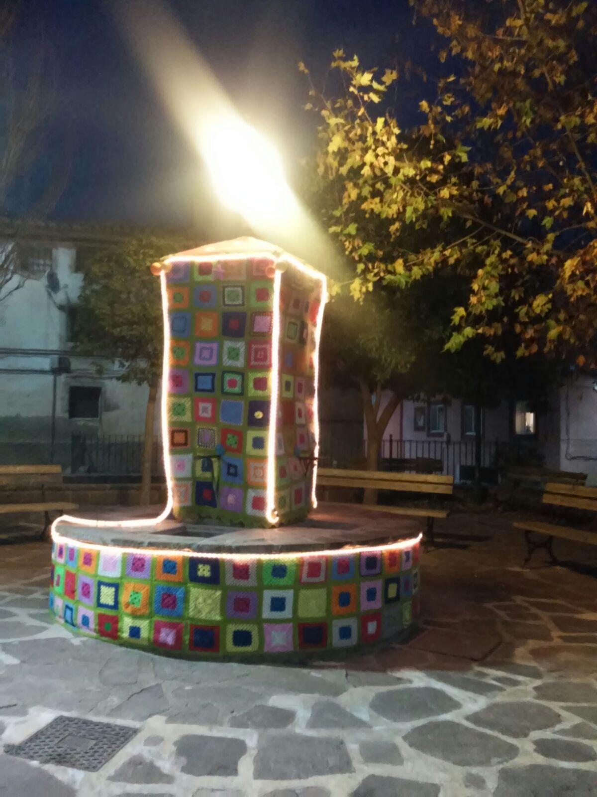 Centro de estudios borjanos m s informaci n sobre la for Decoracion luminosa navidena