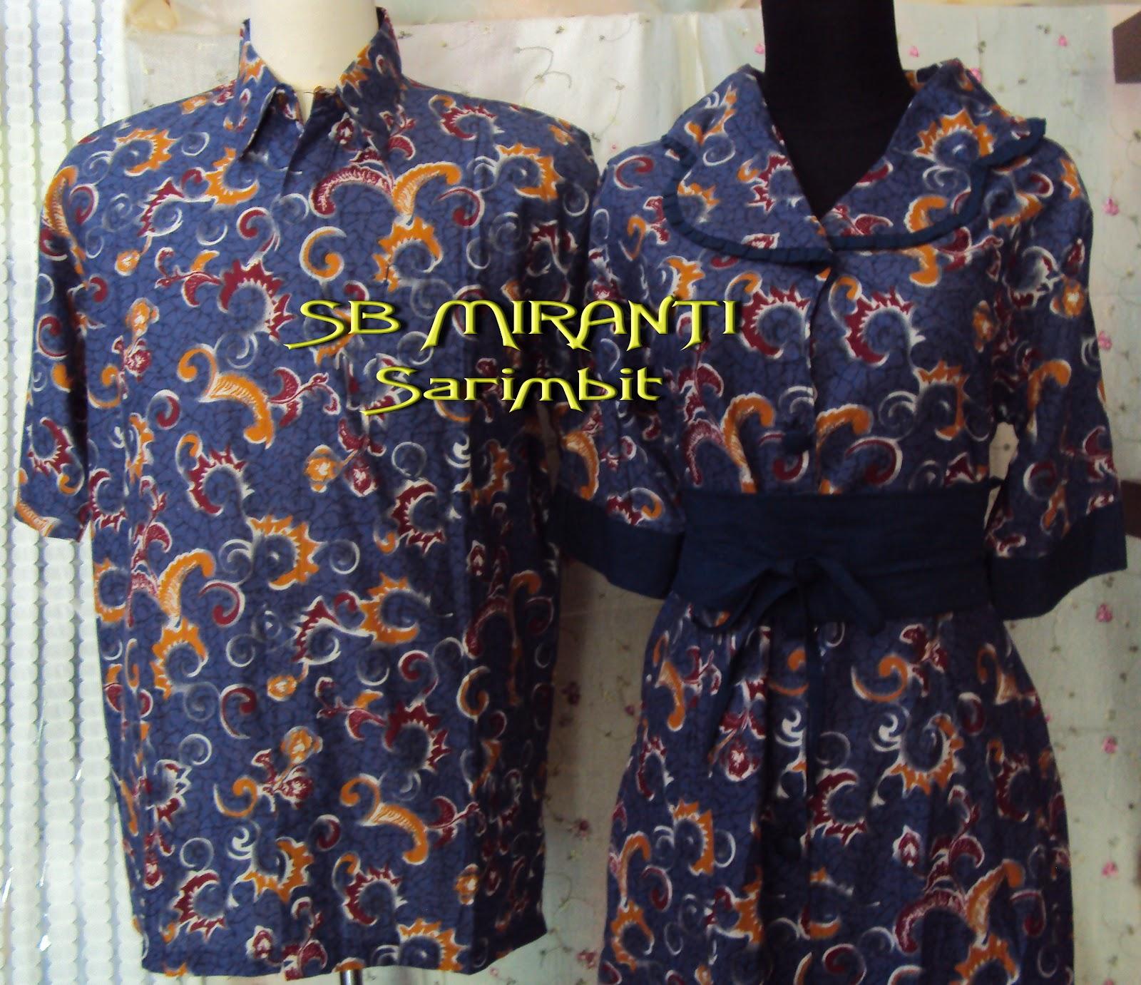 Sarimbit ( Batik Couple )