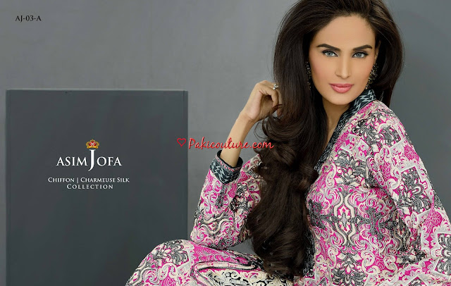 Eid collection of Asim Jofa