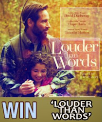 Louder Than Words DVD Giveaway - TMN