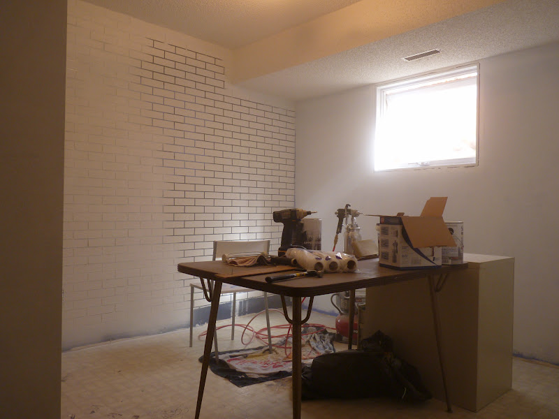 D I Y D E S I G N How To Make A Faux Exposed Brick Wall