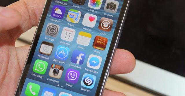 Tư vấn chuẩn bị lên đời iOS 8