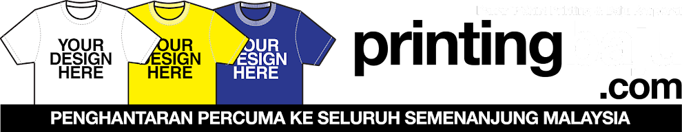 T Shirt Printing | Cetak Baju | Baju Korporat