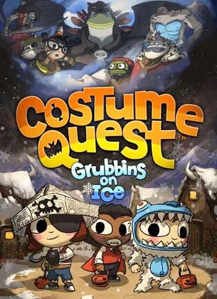 Costume Quest 1 et 2 Pc