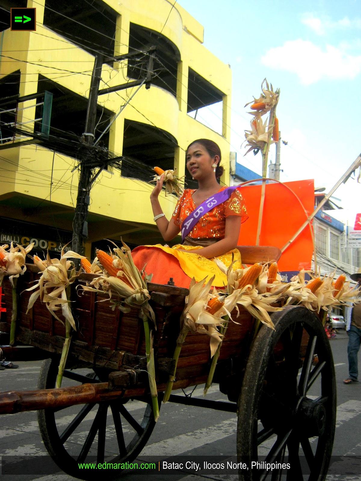 Carosa Parade Batac