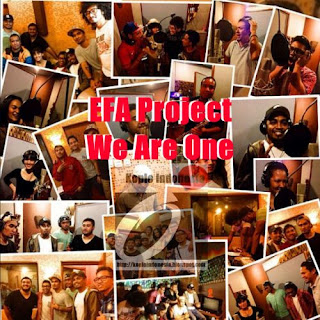 EFA Project - We Are One