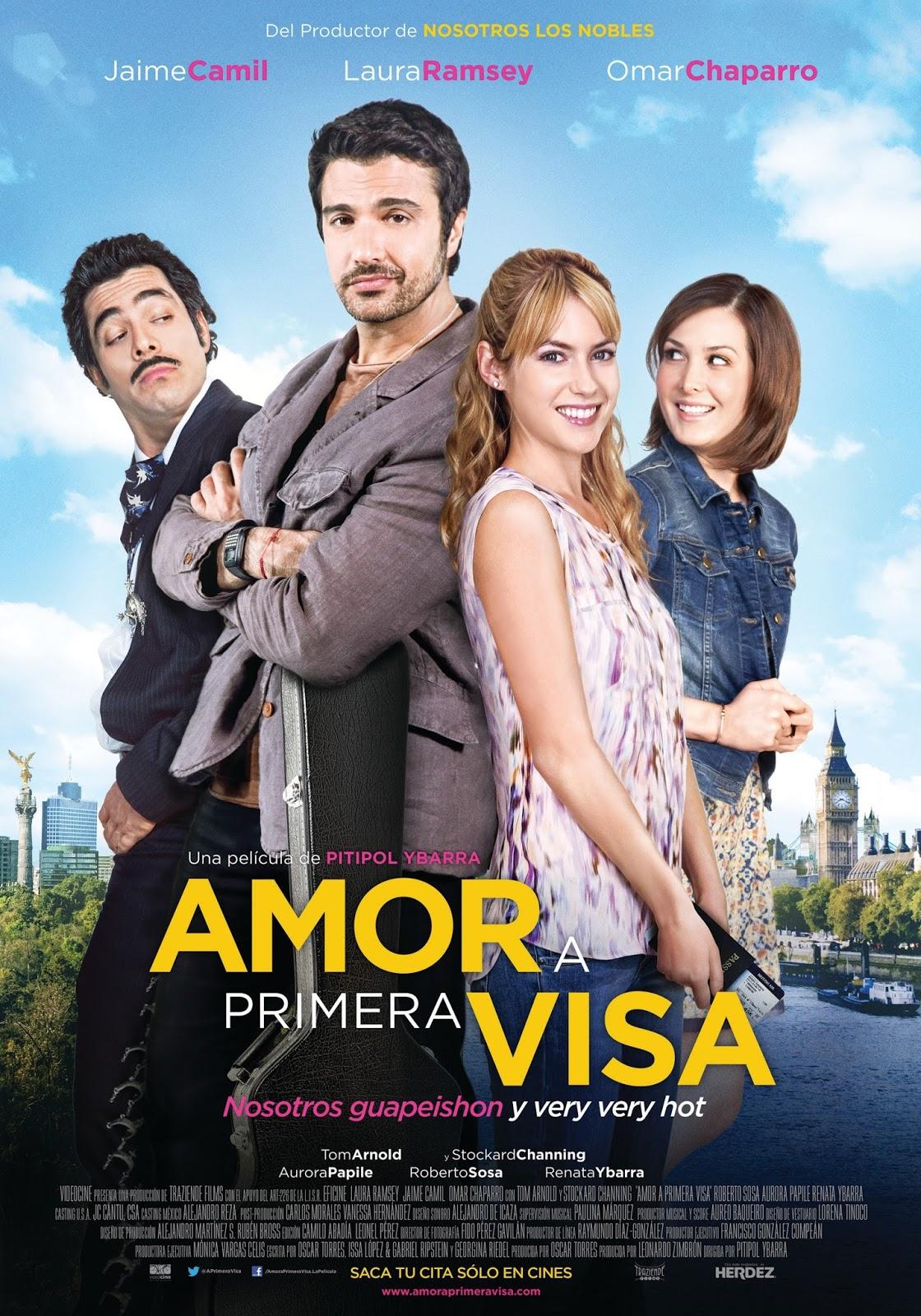Amor a primera visa (2013) Online