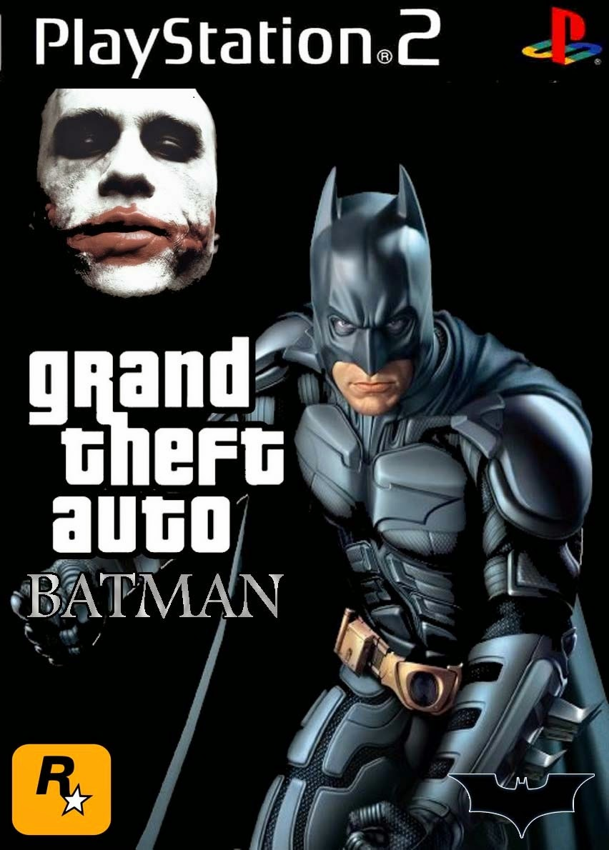 GTA Batman PC Game