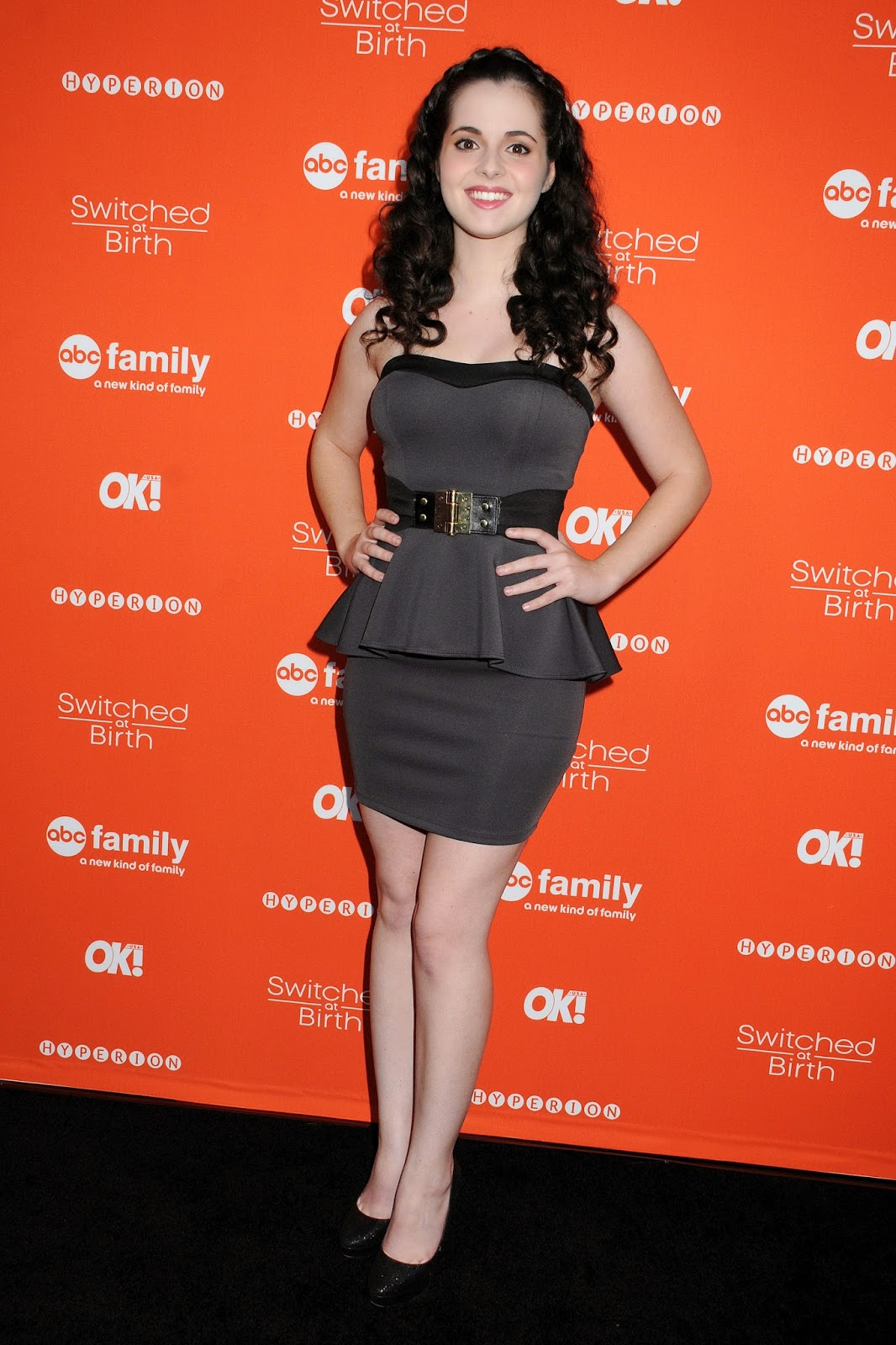 56244 Vanessa Marano Switched at Birth Premiere and Book Launch Party    Vanessa Marano Switched At Birth 2014