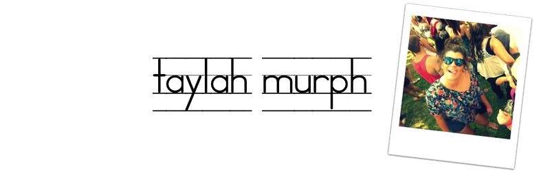 taylah murph.