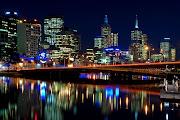 Melbourne (yarra river melbourne australia)