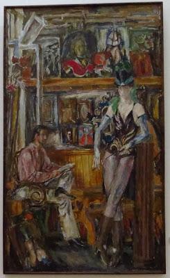 Юрий Луцкевич, Апофеоз живописи, 1982
