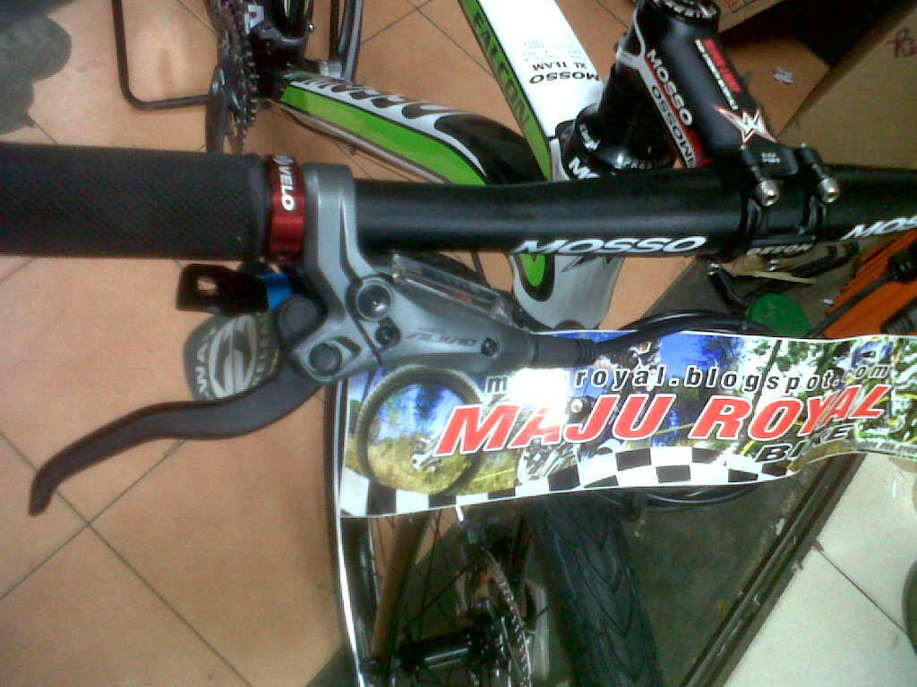 Shifter Brake Alivio 2015 Majuroyal