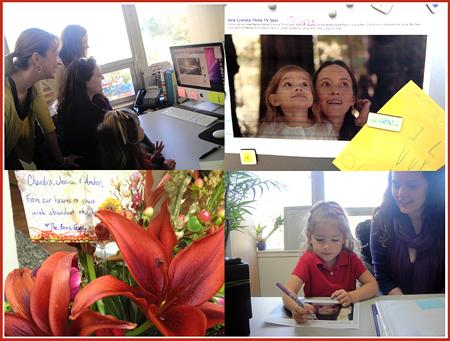 Olivia - Cast Images Kids - San Francisco - Granola Thins
