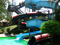 the Hidrotubos Waterslide is the chosen of many