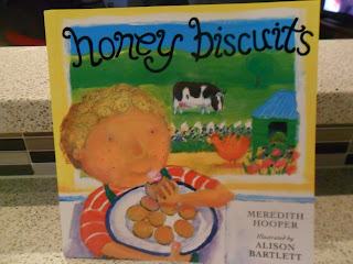 Honey Biscuits by Meredith Hooper