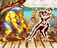 Brazil VS China, Street Fighters Old School