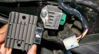 Brikut Triks Lampu Motor Mati Pada Putaran Tinggi? Cek Komponen ini
