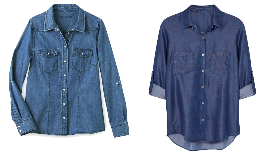 denim shirts ss15 fashion blog