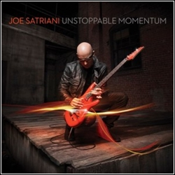  CD Joe Satriani   Unstoppable Momentum