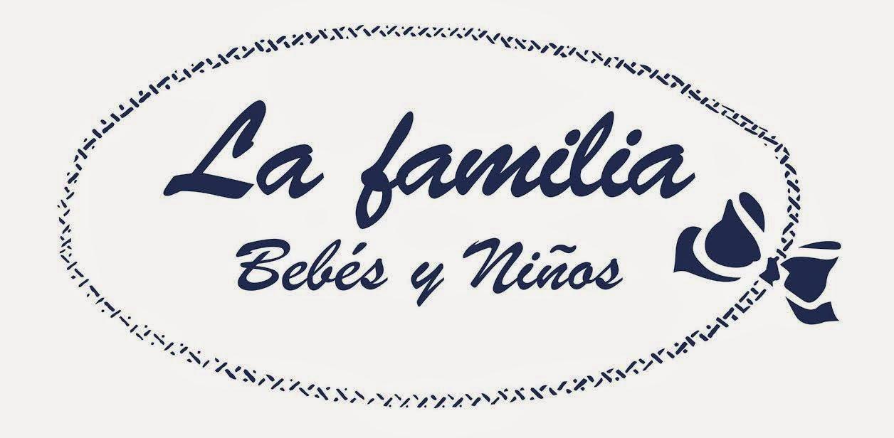 LA FAMILIA NIÑOS
