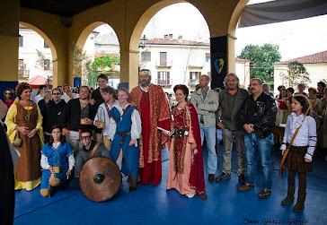 Cumiana (TO) 2011- Associazione Storica :I TEUCTARI