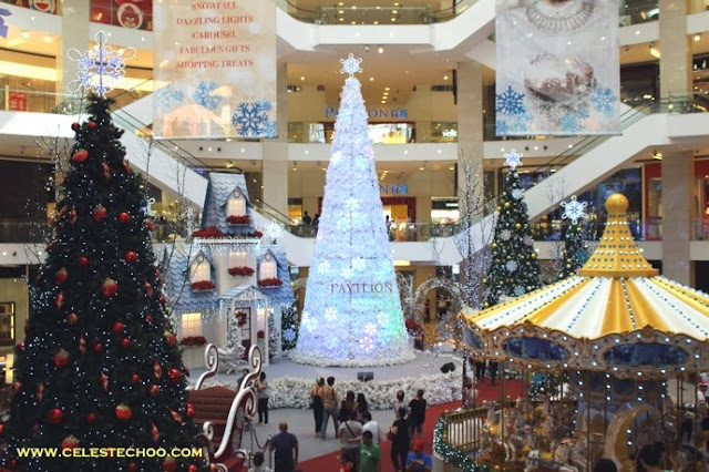 pavilion-kl-christmas-display