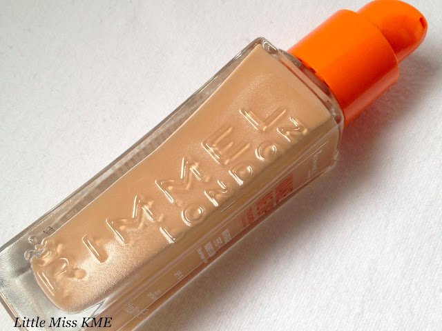 Rimmel Wake Me Up Foundation in Soft Beige