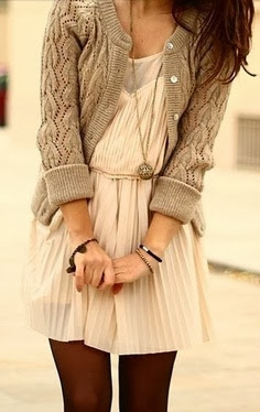 Adorable hand woven sweater, blouse and leggings for fall