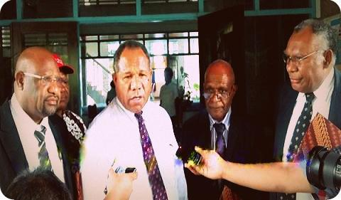 Inilah Pernyataan Sikap Pimpinan Gereja di Tanah Papua kepada Presiden Joko Widodo