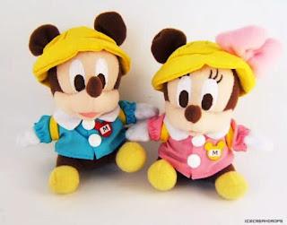 Gambar Boneka Mickey Mouse Lucu 3