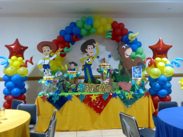 MuyAmeno.com: Fiestas Infantiles Toy Story, parte 2