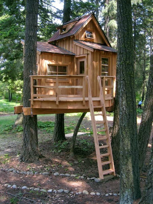 inside kids tree houses. 14 CREATIVE KIDS TREEHOUSES FOR YOUR SUMMER YARD Inside Kids Tree Houses