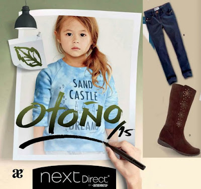 Andrea Next Direct Otoño 2015 Niña